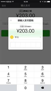 QR Code Payment - WeChat Pay